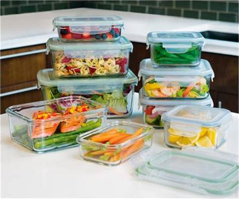 kitchen storage containers glass why glass kitchen food storage containers are better 6158