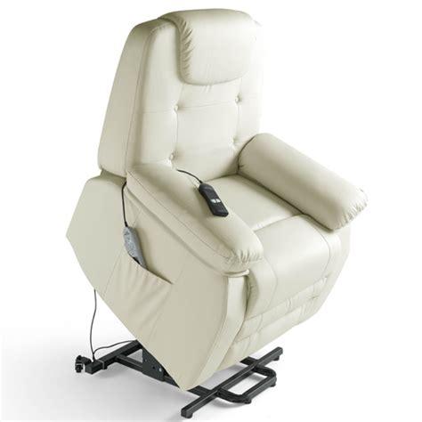 fauteuil chauffant massant electrique fauteuil releveur relaxant massant shiatsu simili cuir