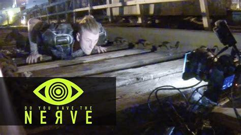 nerve   machine gun kelly train
