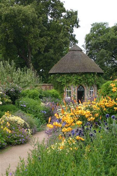 west dean gardens  aboutbritaincom