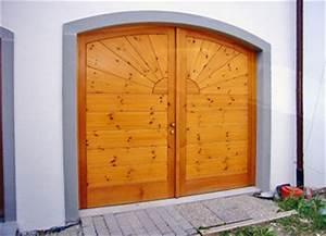 Garagentor Aus Holz : zimmerei wik f r eine runde sache aus holz innenausbau vollholzt ren ~ Watch28wear.com Haus und Dekorationen