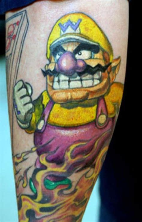 game tattoo desings  game lovers