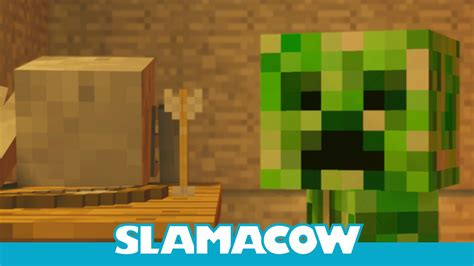 creeper anger issues minecraft animation slamacow
