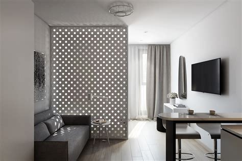 Bedroom Designs In Apartments by 2 Small Apartment With Modern Minimalist Interior Design