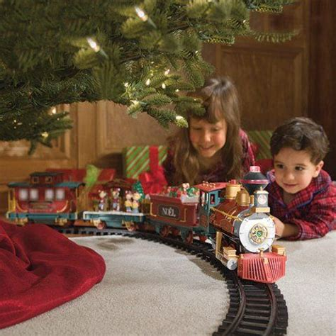 christmas trains for under the tree 1000 ideas about on trains jim shore and plastic canvas
