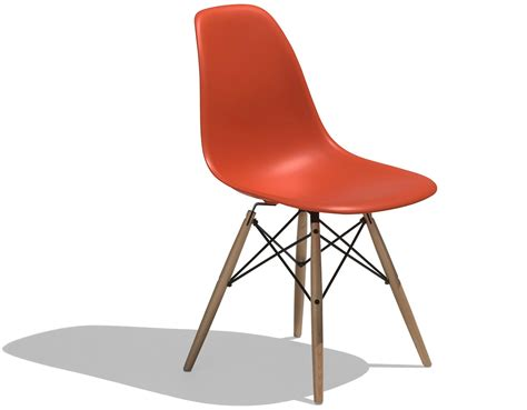 padded bar stools eames molded plastic side chair with dowel base