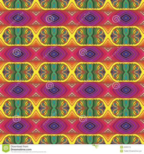 vector psychedelic pattern  stripes stock vector