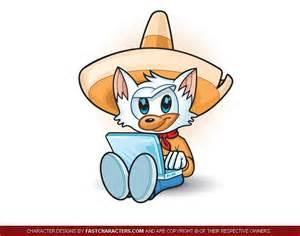 Cool Cat Cartoon Characters