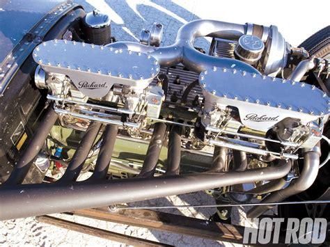 Packard Powered Hot Rod