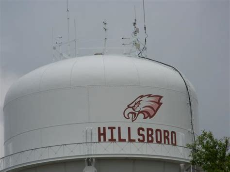 Hair Implants Hillsboro Tx 76645 City Of Hillsboro Water Tower Picture Of Hill County