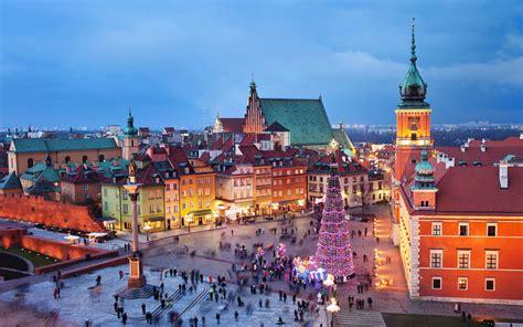 Experiencia Erasmus en Varsovia Polonia de Paula