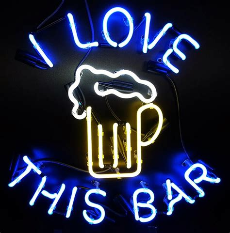 neon bar lights custom neon signs neon signs types of neon signs
