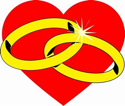 Clipart Linked Rings Ring Heart Cliparts Advertisement