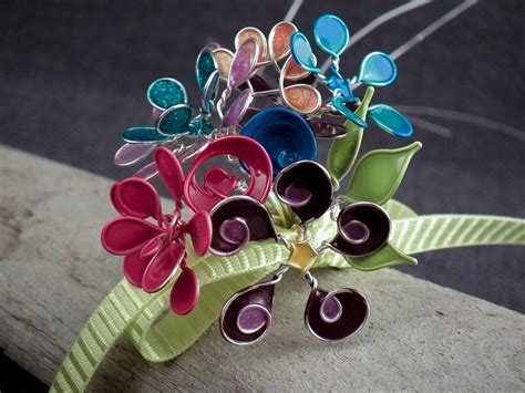 wire flowers guide patterns