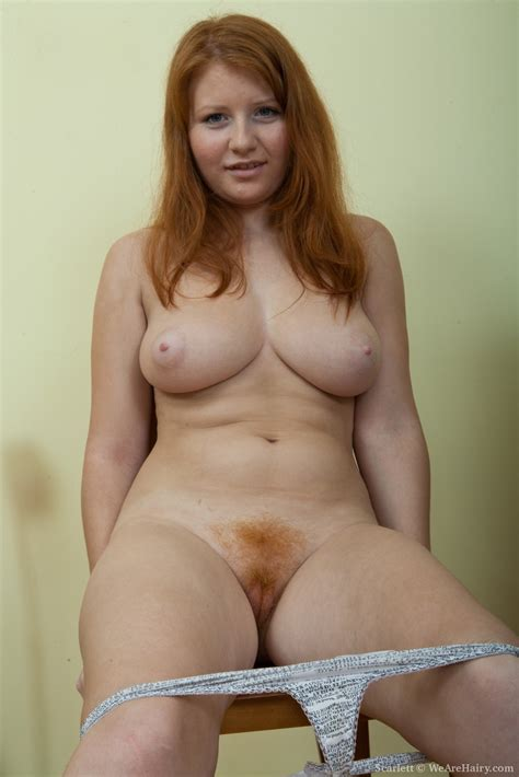 Hairy Redhead Hairy Pussy Sorted Luscious