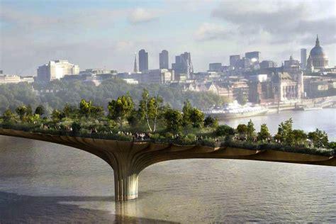 george osborne urged   thames garden bridge vat