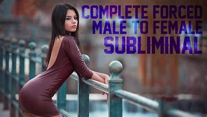 Forced Female Male Subliminal Results Complete Warning