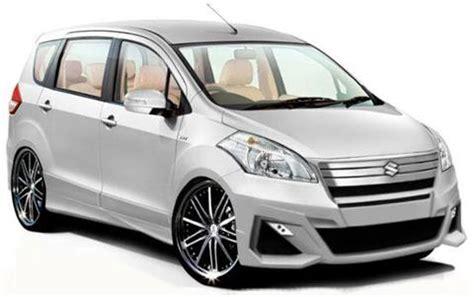 Gambar Mobil Gambar Mobilsuzuki Ertiga by Foto Modifikasi Mobil Suzuki Ertiga Keren Terbaru 2014