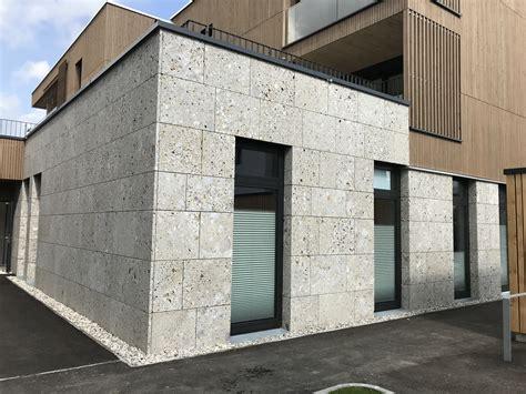 Mit Fassadenplatten by Fassadenplatten Steinwerke Naturstein In Allen