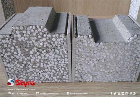 STYRO Beads for Light Weight Concrete   UAE   OMAN   QATAR