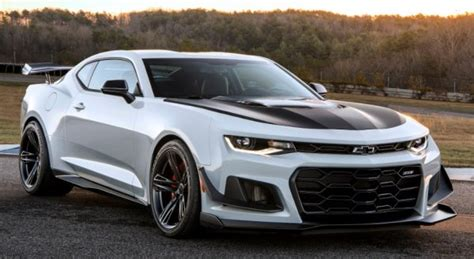 camaro zl le outperforms     costs