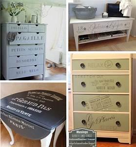 astuce pour relooker un meuble en bois blog deco With idee deco meuble bois
