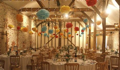 10 wedding reception decoration ideas to suit an upwaltham
