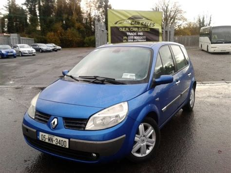 2005 renault scenic 15 dci tested for sale in navan meath from gince