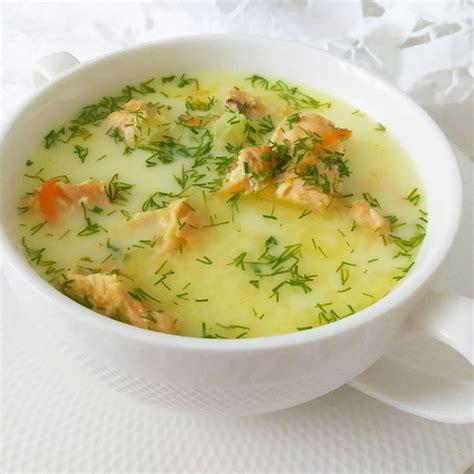 Saldā krējuma zivju zupa - INSTA receptes - tavs recepšu ...