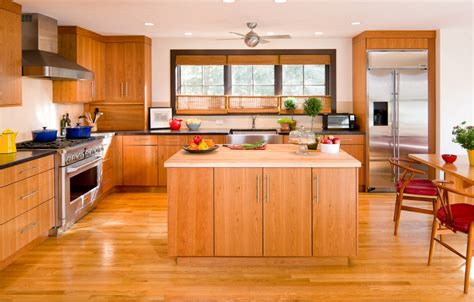Flat Panel Cabinets by 2017 Sales New Design Classic Custom Made Solid Wood