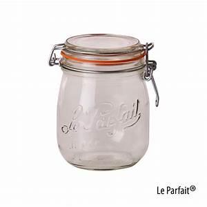 Bocaux Le Parfait Prix : bocal le parfait 0 75 litre par 12 tom press ~ Premium-room.com Idées de Décoration