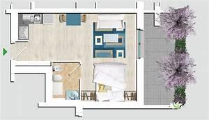 Monolocale in affitto a Tor Sapienza n 18 di 40 mq