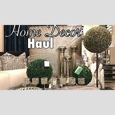 Homegoods & Marshalls Home Decor Haul  Youtube