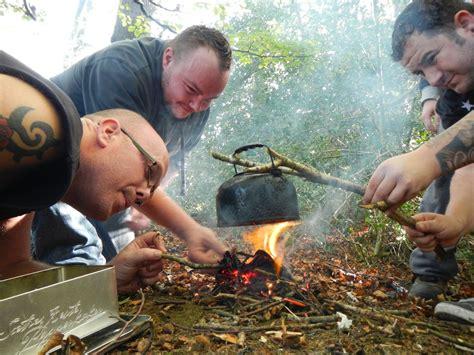 survival skills bushcraft outdoor elements