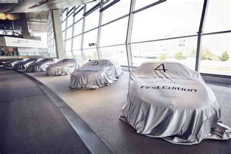 Erste Bmw I8 Werden An Kunden Uebergeben by Edition 18 Bmw I8 Roadster An Erste Kunden 252 Bergeben