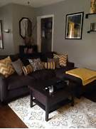 Explore Yellow Family Rooms Living Room Yellow And More Gray Sectional Sofa With Pink And Yellow Cushions Living Room Gray Grey Room Living Dining Combo Neutral Living Rooms Sofas Grey Fabric Sofa Living Room Design Ideas Living Room Design