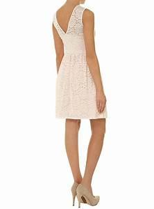 robe de soiree en dentelle rose poudre dorothy perkins With rose poudré robe