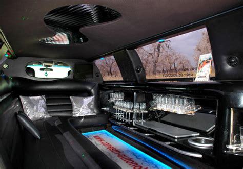 Limousine Interni Interni Lincoln Limousine 2005 Tetto Nero
