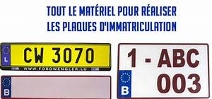 Plaque Immatriculation Voiture : quelques liens utiles ~ Melissatoandfro.com Idées de Décoration