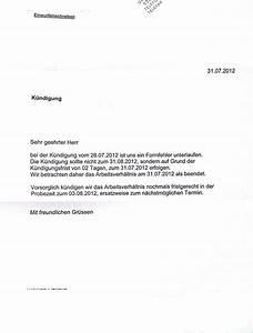 Kündigung Mietwohnung Frist : betriebsbedingte k ndigung vorlage k ndigung vorlage ~ Buech-reservation.com Haus und Dekorationen