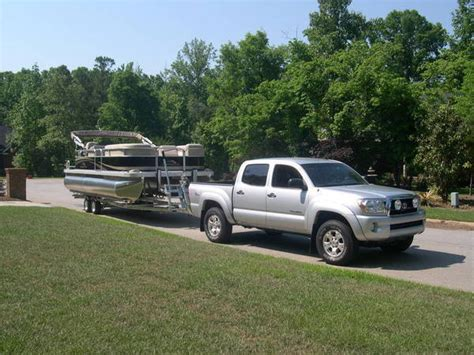 Boat Motors Tacoma by Will I Be Able To Tow This Tacoma World