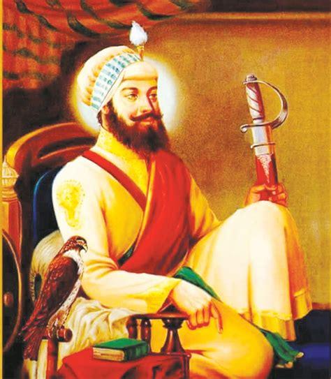 Guru Hargobind: The sixth Sikh master — The Indian Panorama