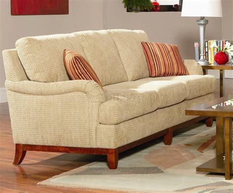 cream chenille fabric contemporary living room sofa woptions