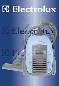 Electrolux Z 5510 Cyclone Power Max Vacuum Cleaner