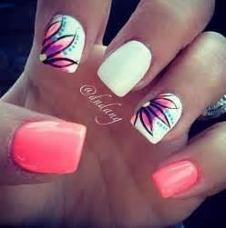 Pics photos cute summer nail designs