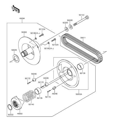 Kawasaki Mule 600 Wiring Diagram Free by Kawasaki Mule 600 Wiring Diagram Wiring Diagram Database