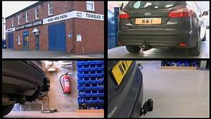 Ford Focus Estate Towtrust Fixed Towbar