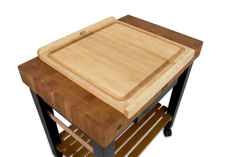 boos reversible maple kneading board with lip