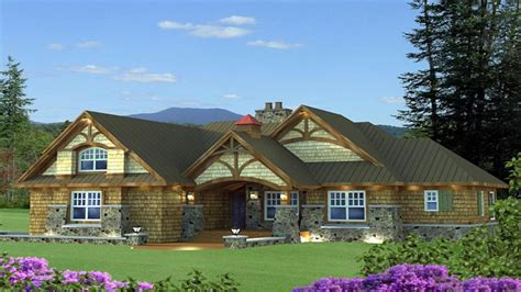 cottage craftsman ranch house style craftsman style cottage house plans craftsman house plans