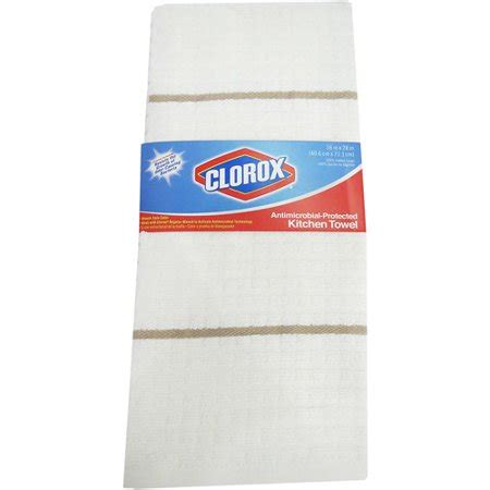 Clorox Single Kitchen Towel, Tan  Walmartcom